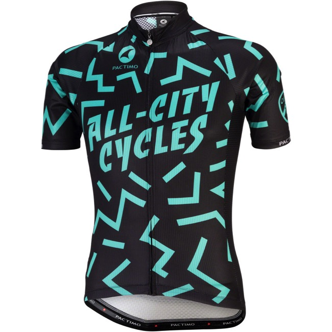 3bfc35db1d2 Universal Cycles -- All-City The Max Men s Jersey - Black Mint  09 ...