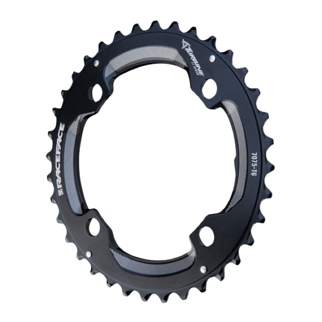 Race-Face Turbine 24T Chainring 64mm NEW 10//11-Speed