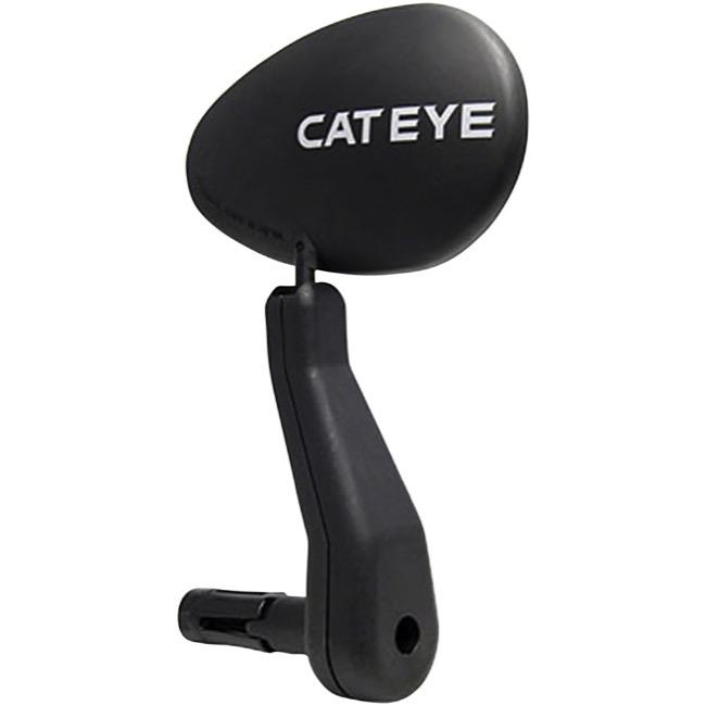 CATEYE BM-500G LEFT HAND HANDLEBAR BAR END MTB BICYCLE MIRROR