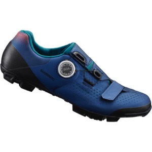 Shimano SH-XC501 Womens Mountain SPD Shoes 2020 - Navy