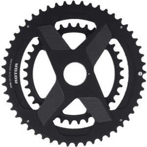 Rotor No-Q OCP Direct Mount Road 2x Chainrings