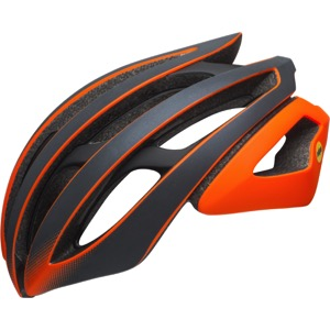 Bell Z20 MIPS Helmet 2019 - Ghost Matte Orange/Black Reflective