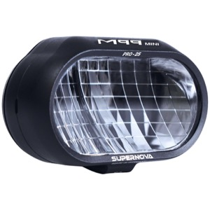 Supernova M99-Mini Pro-25 12V E-Bike Headlight