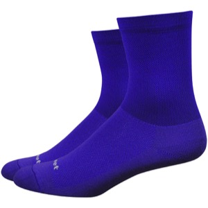 "DeFeet Aireator 4"" Womens Socks - Purple"