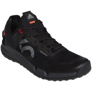 Five Ten Trailcross SL Flat Shoe - Black/Gray Two/Solar Red