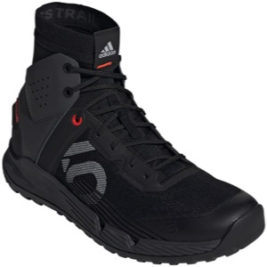 Five Ten Trailcross Mid Pro Flat Shoe - Black/Gray Two/Solar Red