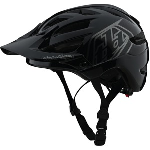 Troy Lee A1 Youth Helmet 2020 - Drone Black/Silver