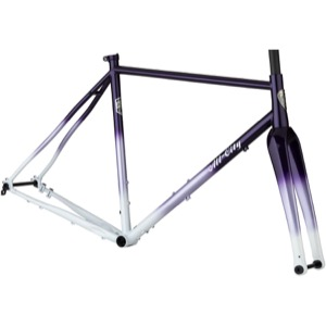 All-City Cosmic Stallion Frameset - Purple Fade