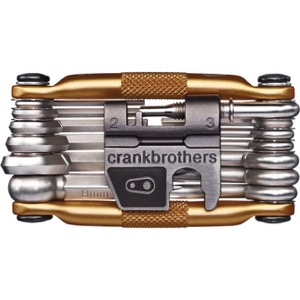 Crank Brothers M-19 Multi Tools w/Flask