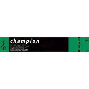 DT Swiss Champion 14 Gauge Black Spokes
