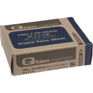 Q Tubes Super Light Presta Tubes - 700c