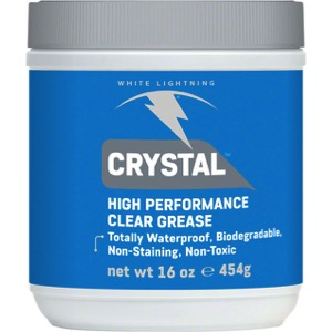 White Lightning Crystal Grease