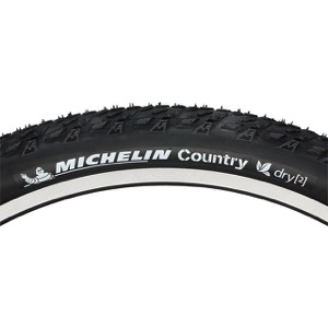 "Michelin Country Dry2 26"" Tire"