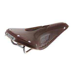 Brooks B17 Imperial Narrow Saddle - Antique Brown