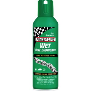 Finish Line Cross Country Wet Lube Aerosol