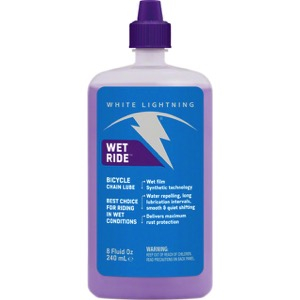 White Lightning Wet Ride Lube