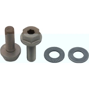 All-City New Sheriff Axle Bolts
