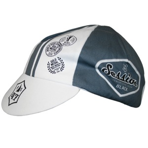 Pace Sessions Cycling Cap - White/Gray