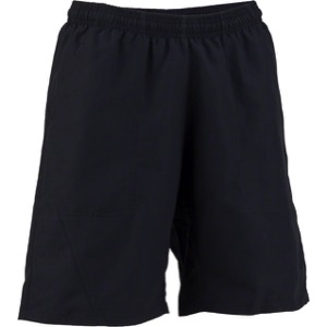 Whisky Parts Co. Womens #3 Baggy Shorts - Black