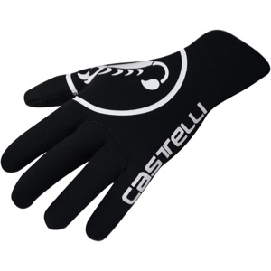 Castelli Diluvio Gloves - Black