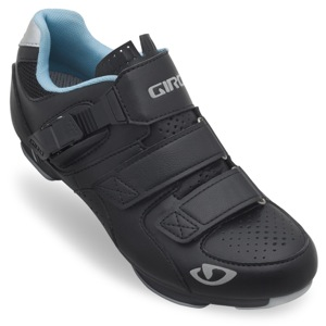 Giro Reveille Women's Road Shoes - Black/Milky Blue
