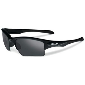 Oakley Quarter Jacket Sunglasses - Polished Black/Black Iridium