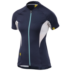 Mavic Womens Meadow Jersey - Pond