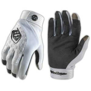 Troy Lee Youth Sprint Gloves - White