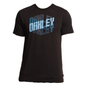 Oakley O-2 The Finish Line T-Shirt - Jet Black