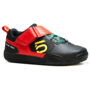 Five Ten Impact VXi Clipless Shoes - Minnaar Rasta