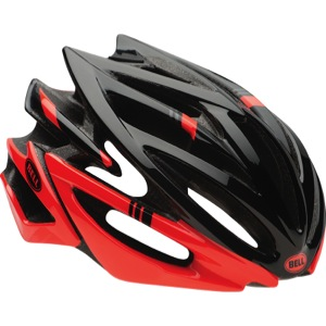 Bell Volt RL Helmet 2015 - Black/Infrared Hero