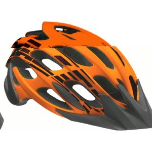 Lazer Magma Helmet - Flash Orange