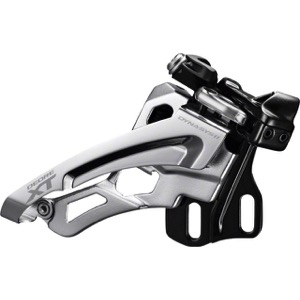Shimano FD-M8000 E2 Type XT Triple Derailleur - 11 Speed Side Swing