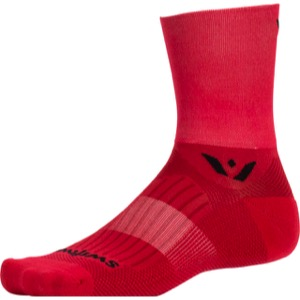 Swiftwick Aspire Four Socks - Red