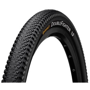 "Continental Double Fighter III  27.5"" Tire"