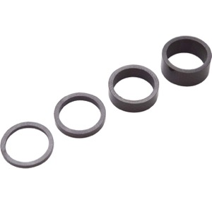 PRO Components Carbon Headset Spacer Kits