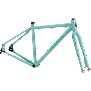 Salsa Marrakesh Drop Bar Frameset 2016 - Green