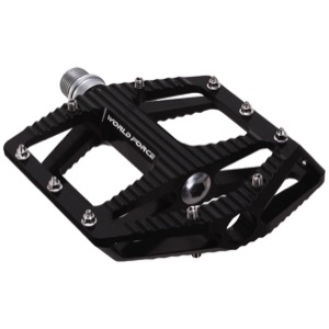 Azonic World Force Platform Pedals - Black