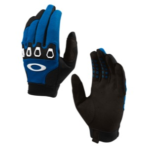 Oakley Automatic 2.0 Gloves 2016 - Blue Line