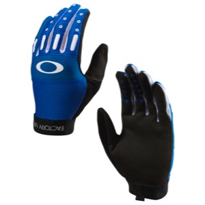 Oakley Factory Light 2.0 Gloves 2016 - Blue Line