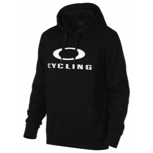 Oakley Cycling Fleece Hoodie - Jet Black