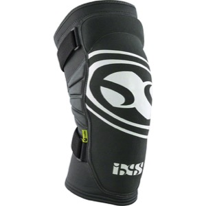 iXS Carve EVO Knee Guards - Grey