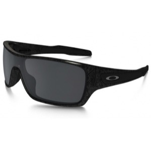 Oakley Turbine Rotor Sunglasses - Ghost Text/Black Iridium