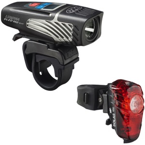 NiteRider 950 OLED Boost/Solas 100 Light Combo - 2017
