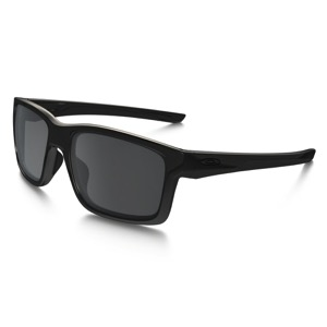Oakley Mainlink Sunglasses - Polished Black/Black Iridium