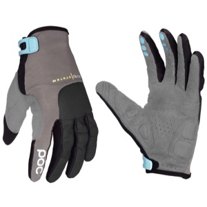 POC Resistance Strong Gloves - Pentose Grey