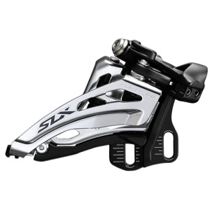 Shimano FD-M7020 E2 Type SLX Double Derailleur - 11 Speed Side Swing