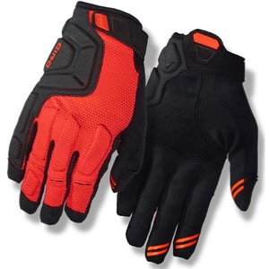 Giro Remedy X2 Gloves 2017 - Vermillion/Black