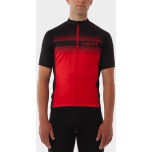 Giro Chrono Sport Sublimated Jersey 2018 - Bright Red Ripper