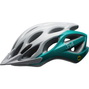 Bell Coast MIPS Women's Helmet 2017 - White/Emerald